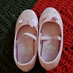 Other - Pink bunny slippers